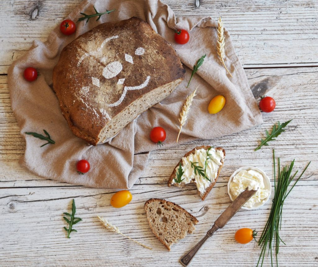 jak upect chleba